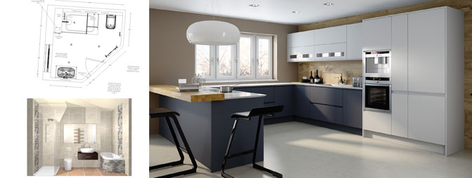 Bespoke Kitchen Design