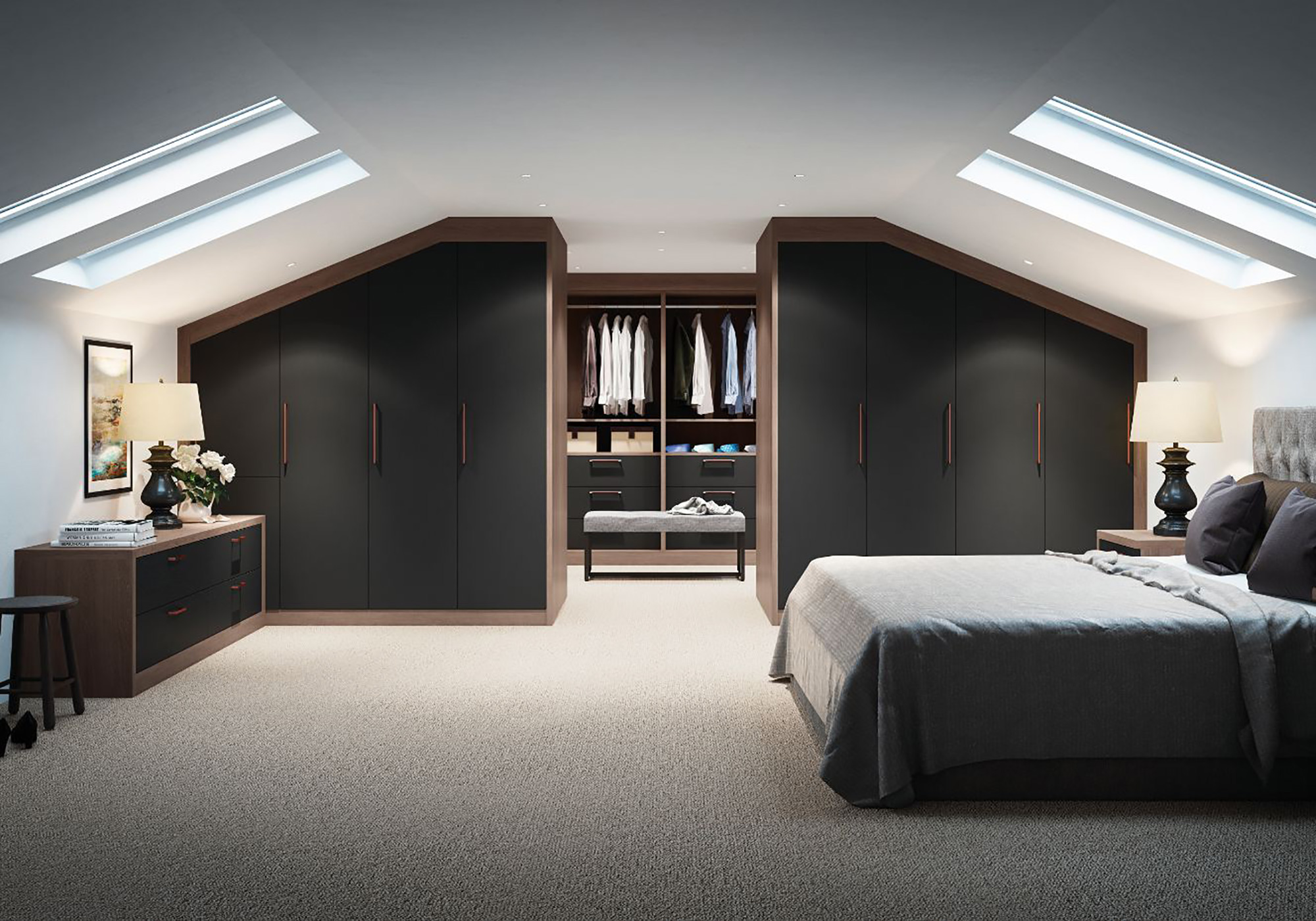 Designing a bedroom to comfort, cocoon and calm - Creative Interiors